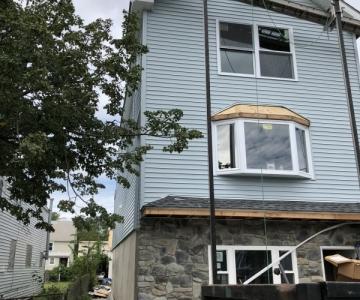 Exterior   Siding   Roofing   Windows   Carpentry   Interior