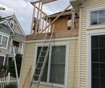 Exterior | Siding | Roofing | Windows | Carpentry | Interior