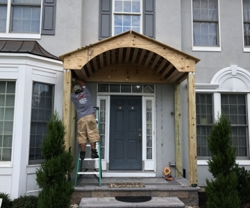Exterior | Siding | Roofing | Windows | Carpentry | Interior