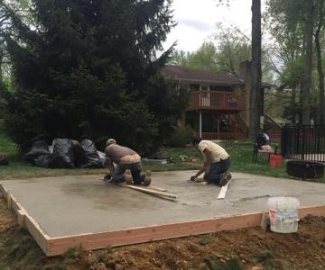 Foundation & Concrete
